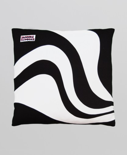 Black & White Cushion Cover